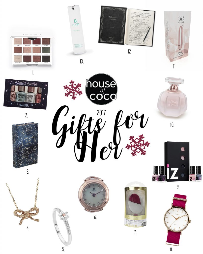 Christmas Gift Guide Magazine.Watch Ring House Of Coco Christmas Gift Guide De Caron