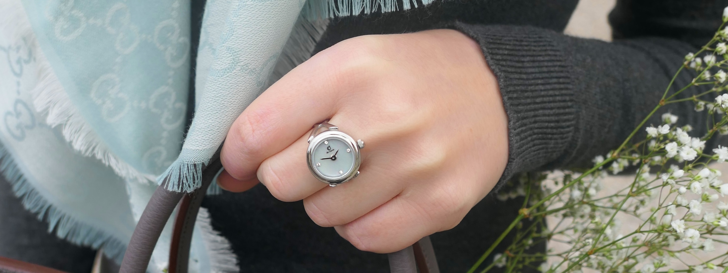 de caron watch ring